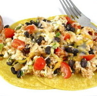 For a Deliciously Skinny Breakfast or Brunch,'Huevos Rancheros'