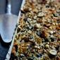 Gluten Free Blueberry Macaroon Tart