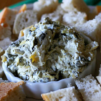 Image of Spinach Artichoke Dip Recipe, Cook Eat Share