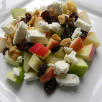 Image of Apple Salad Recipe, Cook Eat Share
