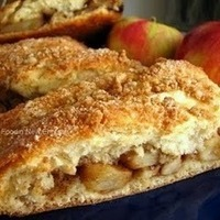 Image of Apple Braid Bread Recipe, Cook Eat Share