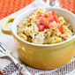 Chicken and Green Chile Mac and Cheese