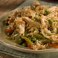 Image of Arroz Con Pollo Recipe, Cook Eat Share