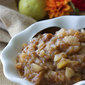 Crockpot Pear & Ginger Applesauce Recipe