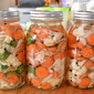 Escabeche & Vegan Fermenting, or, I Throw My Hosiery At You Because I Care