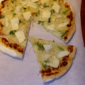 Potato-Dill Pizza from Donna Hay Magazine, September 2011