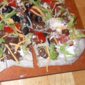 Mexican Party Pizza from Taste of Home Magazine, Southwest Cooking, 2011