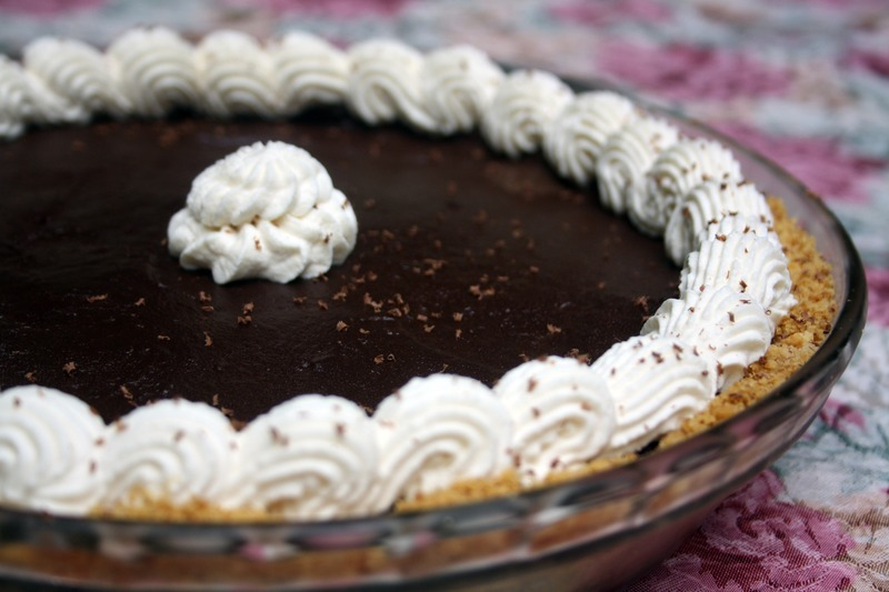 Chocolate Cream Pie Recipe by Mary - CookEatShare