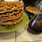 Pumpkin-Pecan Waffles