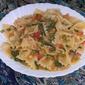 Cheesy Spinach Farfalle