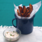 Spicy Sweet Potato Fries from Taste of Home Magazine, September 2011