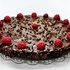 Raw Vegan Chocolate and Raspberry Birthday Cake