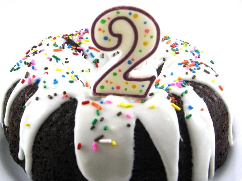 2 lata bloga!