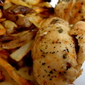 A Dinner to Impress: Kind-of Chicken Saltimbocca w/ Spicy Fries