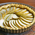 Quick and easy apple or pear tart recipe