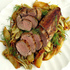 Roast Pork Tenderloin with Apples and Fennel