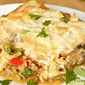 Anne's Creamy King Ranch Casserole