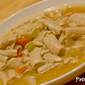 Chicken Soup In A Flash