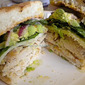 Carla's Roasted Chicken Sandwich