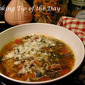 Recipe: Italian Sausage Soup