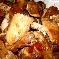 Pollo Guisado (Spanish Style Stewed Chicken)