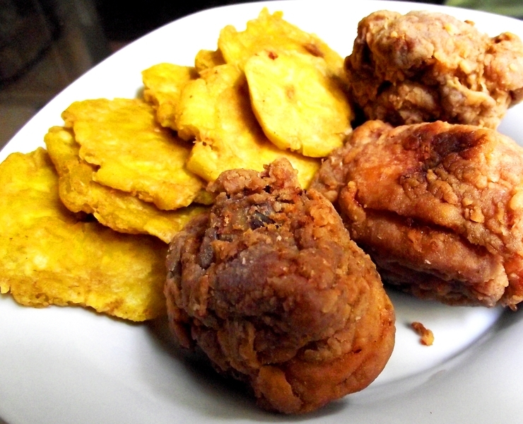 Dominican Chicken Lollipops (Chicharron De Pollo) Recipe ...