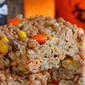 Halloween Marshmallow Krispie Treats and a Foodbuzz Award Nomination