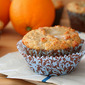 Garam Masala Muffins with Orange Glaze (Low Carb and Gluten Free)