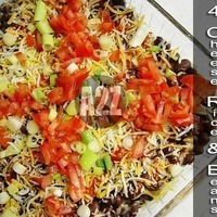 4 Cheese Black Beans & Brown Rice - Mexican