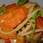 Roasted Butternut Squash Wheat Linguini