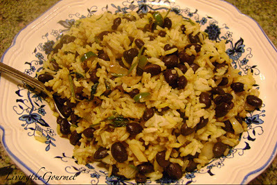 Easy Black Beans and Rice!!! Recipe by Catherine - CookEatShare