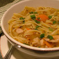 Super Healing Chicken Noodle Soup: College Student Action Plan to Beating a Cold Quickly