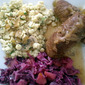 Quick Braised Red Cabbage, Perfect for Oktoberfest!!!