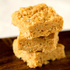 Peanut Butter & White Chocolate Rice Krispies Treats