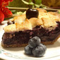 Cherry & Blueberry Pie - a dessert for any ocassion
