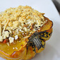 Quinoa Sunflower Stuffed Squash
