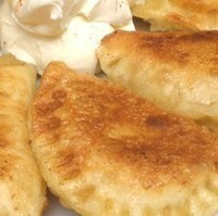 Spinach & Artichoke Pierogi (Polish Dumplings)