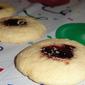 Butter Jam cookies