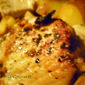 Apple, Bacon, Sage and Fontina Stuffed Pork Chops