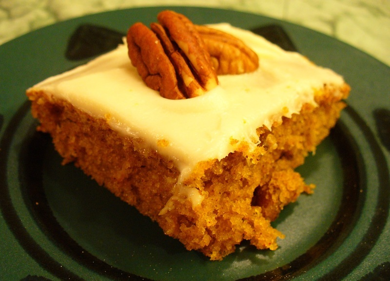 Paul's Pumpkin Bars Recipe by Lynne - CookEatShare