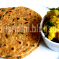 Oats Methi Chapathi