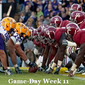 Game-Day Week 11 and LouisiBAMA GumboBowl Update