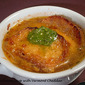 Vidalia Onion Soup with Vermont Cheddar