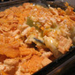 Cheesy Chicken Veggie Casserole