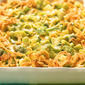 Broccoli Three Cheese Bake