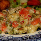 Petit Pois Pea and Pimento Casserole with Carrots and Corn