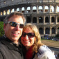 Rome, The Eternal City - Romance, the Amaranto Romano and Lasagna