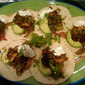 #168 Flawless Jammin Jerk Shrimp Fajitas