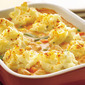 Potato Topped Chicken Bake