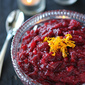 Crockpot Apple & Cranberry Sauce with Orange & Crystallized Ginger Recipe